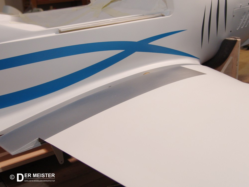 Auftragsmodellbau-RC-Flugzeugmodellbau