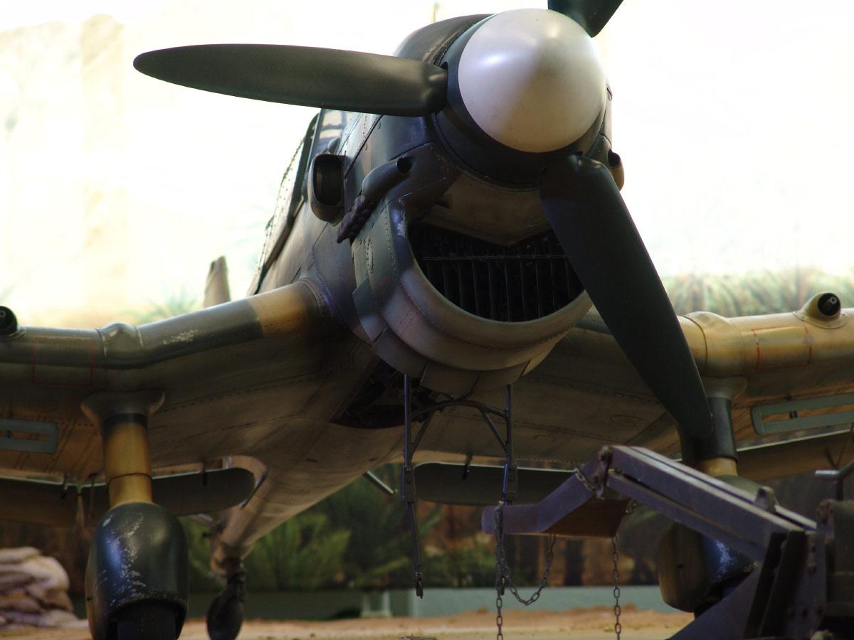 Flugzeugmodellbau-Auftragsarbeit