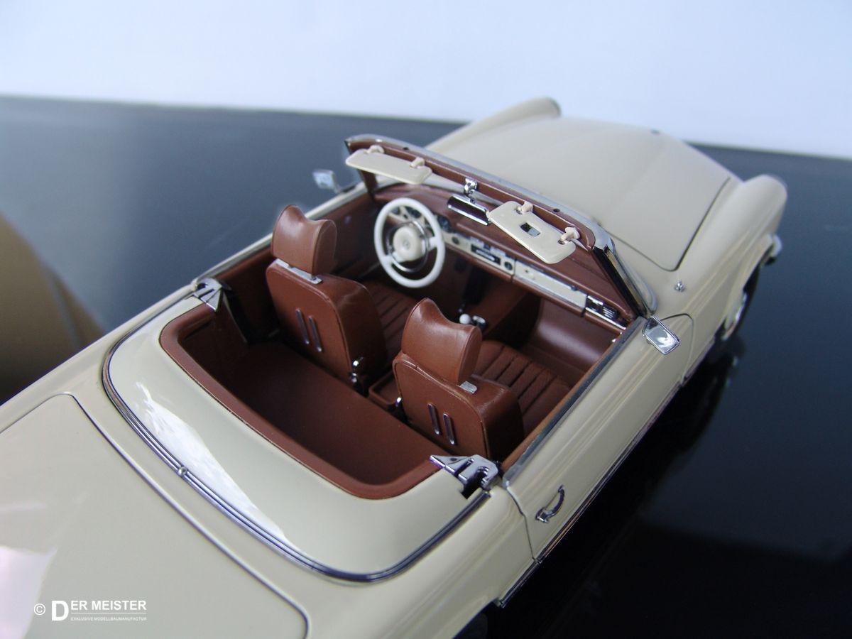 Fahrzeugmodellbau Lackierung