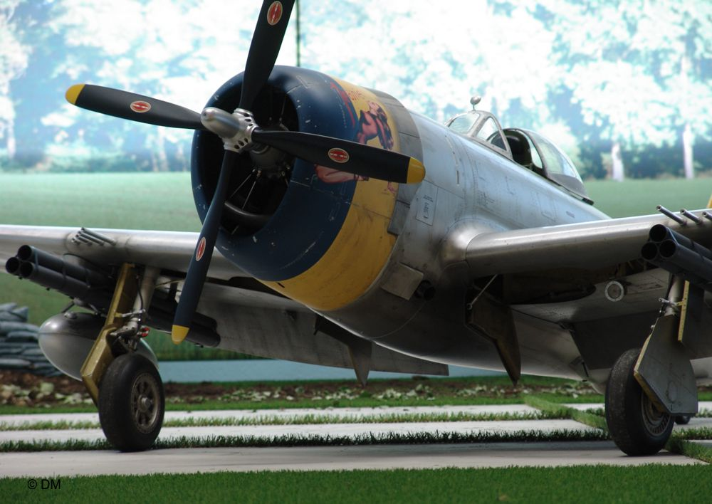 P-47 Republic Thunderbolt